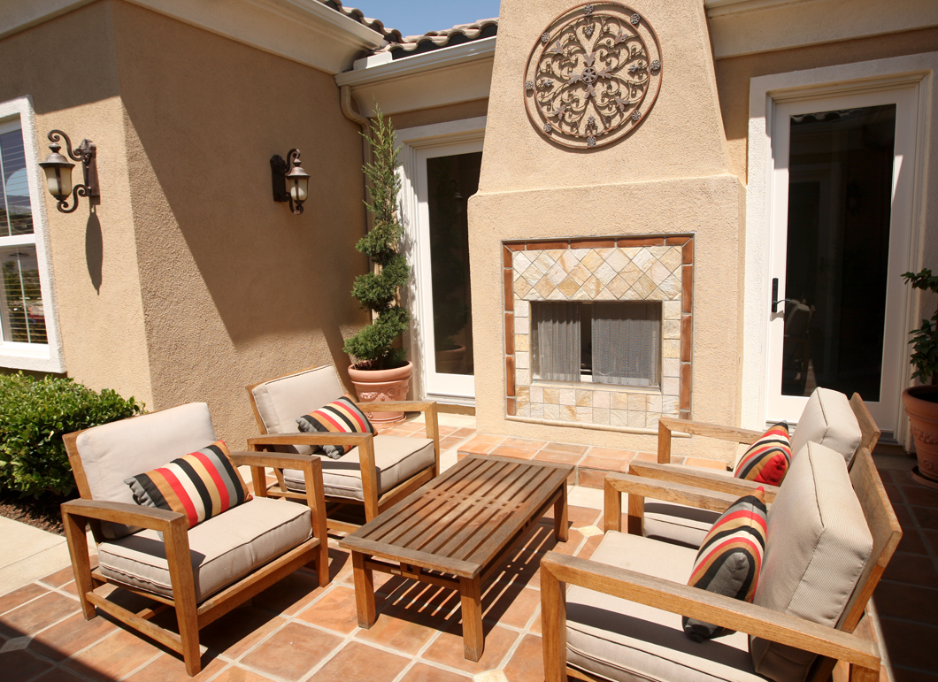 Why should you install an outdoor patio?